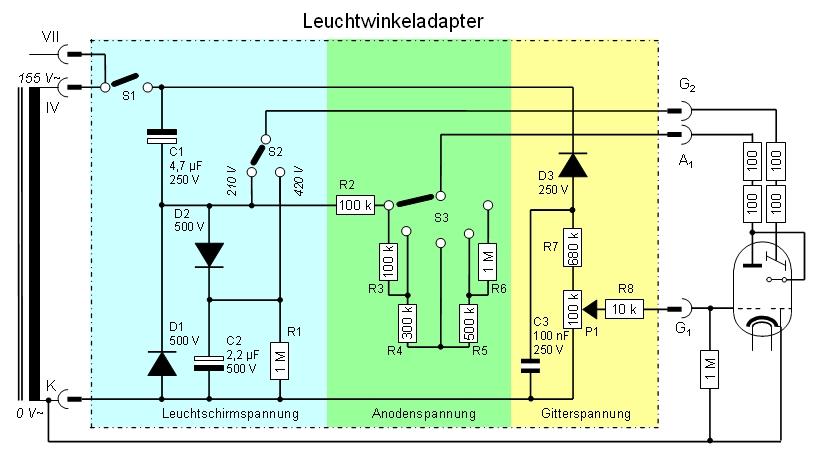 Gemütlich Graffix Augen Schaltplan Ideen - Elektrische ...